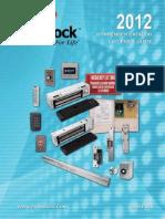 Dynalock 2012 Pricebook