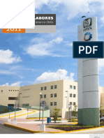 Informe de Labores IMSS Jalisco 2011