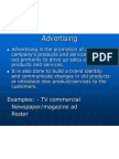 Advertising Introduction