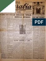 Ziarul Basarabia # 684,Luni 4 Octombrie 1943