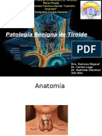 benigna de tiroide