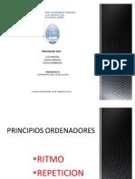Principios Or Den Adores Ritmo Repeticion 2012