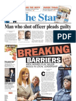 South Carolina Press Awards for The Star