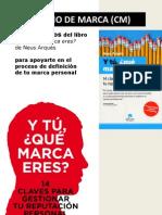 Cuaderno de Marca y Tu Que Marca Eres 2012