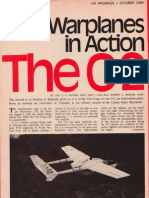 Warplanes in Action - The O-2 1969