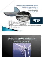 Growing SC Wind PPTs