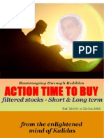 Action Time to Buy 0811-011P