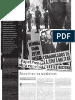 Prensa y dictadura