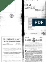 Loto Blanco Diciembre 1931