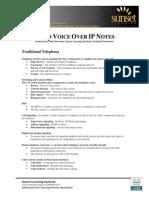 Cisco-Voice-Notes-Part-1