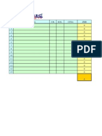 Tabela sa logom