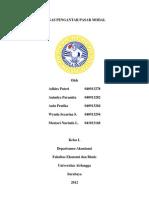 Tugas Pengantar Pasar Modal-syarat Ipo & Listing