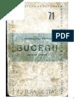 I. Ionescu-Dunareanu - Bucegii, Calauza Turistica (1948)