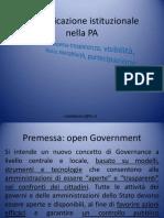 MilanoComunicazione istituzionale