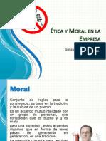 Etica y Moral en La Empresa