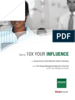 howto10xyourinfluence