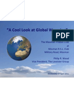 A Cool Look at Global Warming