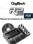 RP350SoftwareInstallGuide Spanish