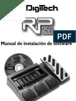RP350SoftwareInstallGuide Spanish