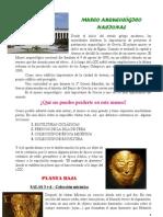 MUSEO ARQUEOLÓGICO NACIONAL de Atenas