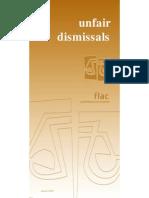 Unfair Dismissals 09