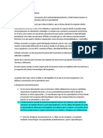 Naturaleza Del Surco Periodontal