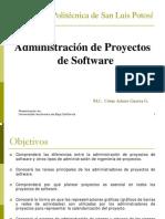 Admin is Trac Ion de Proyectos-CESAR