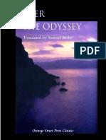 Homer - The Odyssey (Nagles)