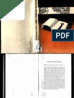 37202772 Sohn Rethel Intellectual and Manual Labor a Critique of Epistemology