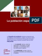 España Población 2012