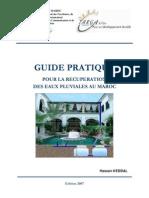 2007 Keddal Guide Pratique Recuperation Eaux Pluviales Maroc