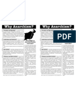 Why Anarchism