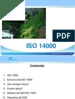Clausulas ISO 14001