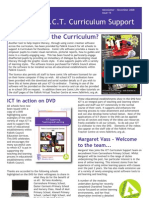 ICT Newsletter Issue 15 Nov 2008