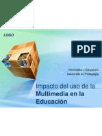 Impacto Del Uso de Las Multi Medias en La[1](1)