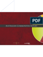 McCrindle Research Australian Communities Report Summary