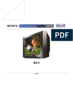 14394557 Sony Training Chasis BA5