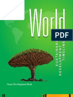 World Sustainable Development Timeline