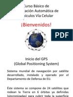 Localizacion de Vehiculos via Celular