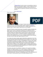 Freeman Dyson Calentamiento Global No Es Un Problema