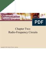 Radio Frequency Circuits
