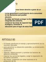 Expo Sic Ion de La Constitucion Politica