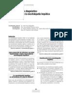 Guías clinicas de diagnostico y tratamiento de la encefalopatía hepática