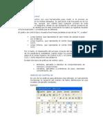 Graficos de Control Excel