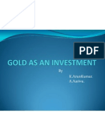 Gold ppt