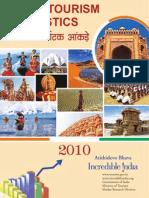India Tourism Statistics 2010