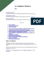 Manual Como Configurar Routers