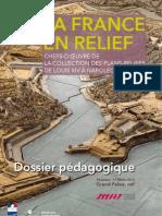 Exposition La France en Relief Dossier Pedagogique