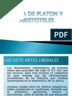 Presentacion La Epoca de Platon y Aristoteles