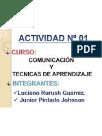 COMU - ACTVIDAD 1